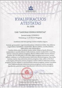 Gandras Energoefektas 2058