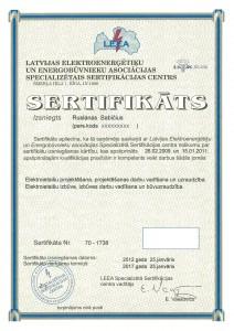 Latvijas elektroenergetika 1738_1 Ruslanas Babicius